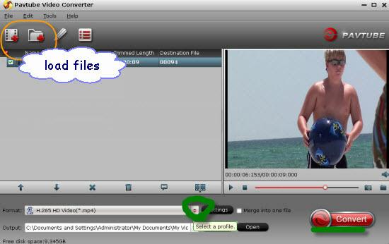 best H.265/HEVC Video Converter