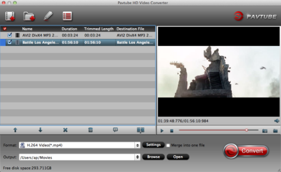 XAVC S to FCP X issuse: Convert Sony AX100 XAVC S to FCP X  Pavtube-hd-video-converter