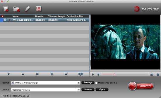 pavtube xavc video converter for mac