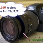 Ingest Samsung NX1 H.265 Videos to Sony Vegas Pro 13/12/11? More Details?