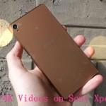 Play HD/4K Videos on Sony Xperia Z4 Nicely