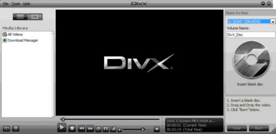 divx-for-windows