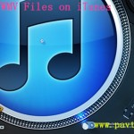 WMV to iTunes Workflow: Play WMV Files on Apple Devices via iTunes