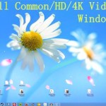 Play All Common/HD/4K Videos on Windows 10 Nicely