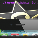 Transfer Any Videos from iPhone to iMovie on Mac?