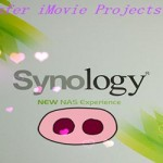Move iMovie Events to Synology NAS on Mac OS X