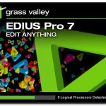 QuickTime MOV to Grass Valley Edius Pro 7 Workflow