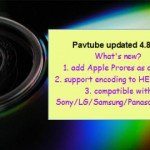 Pavtube Upgrade Promotion: Up to 35% Video Converters