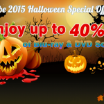 Pavtube 2015 Halloween Special Offer – Up to 40% Discount