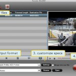 Convert multiple XDCAM Files to Apple ProRes 422 for FCP