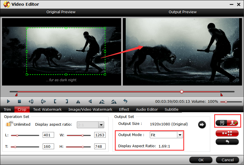 how to play mxf files in vlc