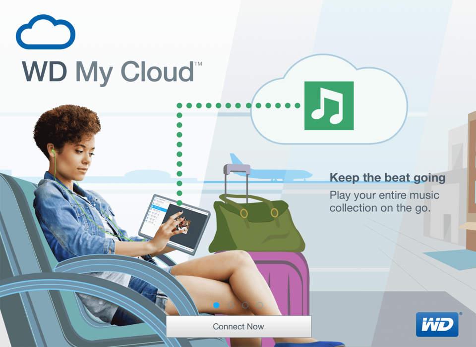 Play MKV in Mycloud on iPad