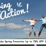 2016 Pavtube Spring Promotion Up to 78% OFF Softwares