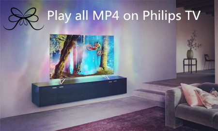 play MP4 on Philips TV