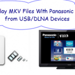 How to Solve can't Play MKV files on Panasonic Viera TV?