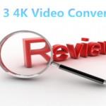 Best 3 4K Ultra HD Video Converter for macOS Sierra and Windows 10