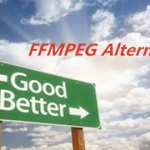 Encode H.265/HEVC video with FFMPEG Alternative